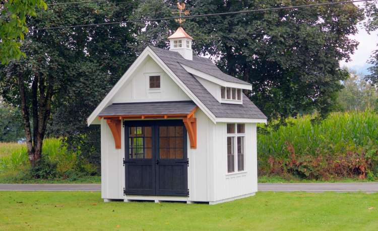 Farmhouse Garden Shed