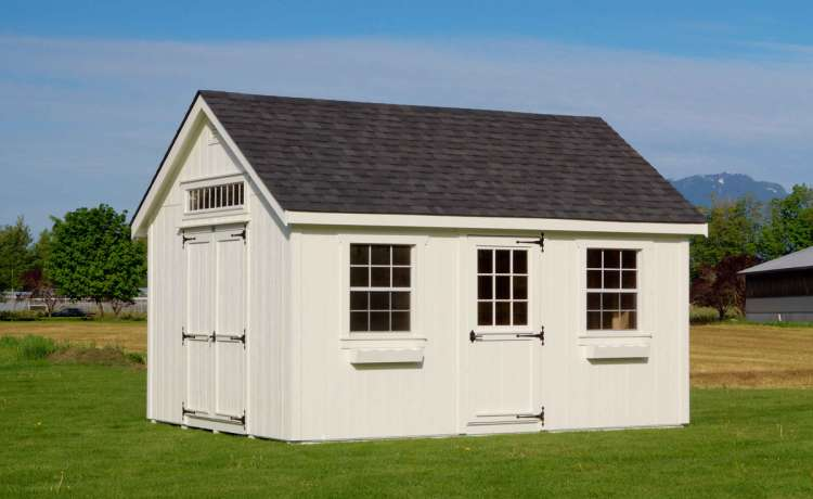 Heritage Garden Shed